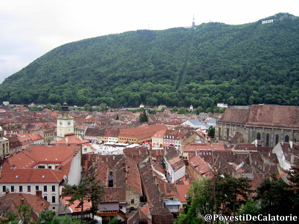 Hai-hui prin Brasov – Cetatea veche
