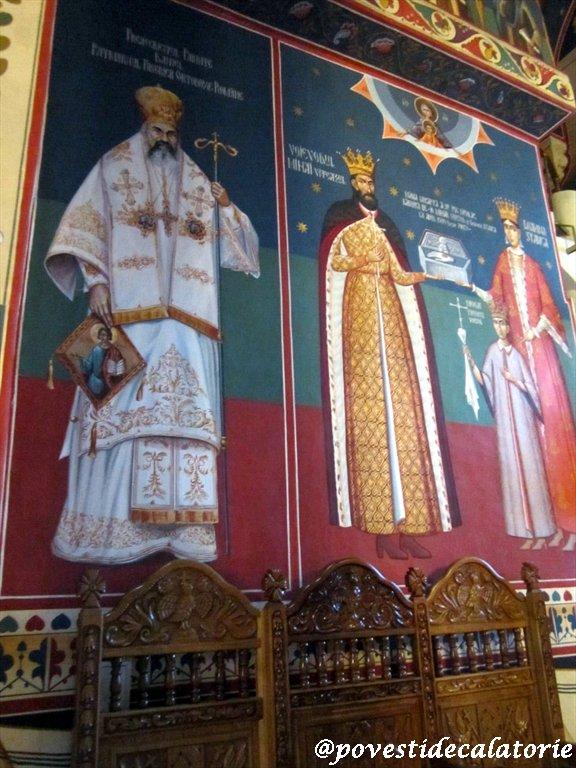 Bucuresti Biserica Sf. Gheorghe Nou 17