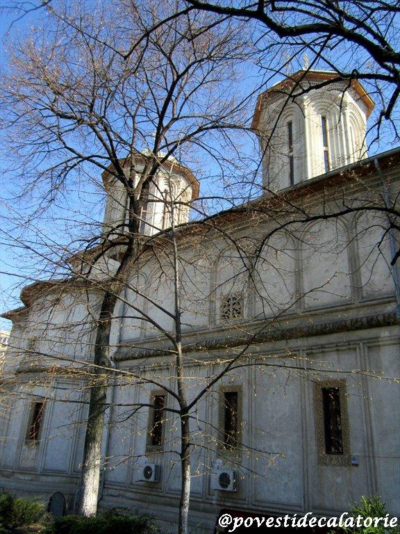 Bucuresti Biserica Sf. Gheorghe Nou 21