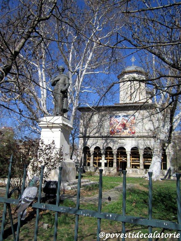 Bucuresti Biserica Sf. Gheorghe Nou 97