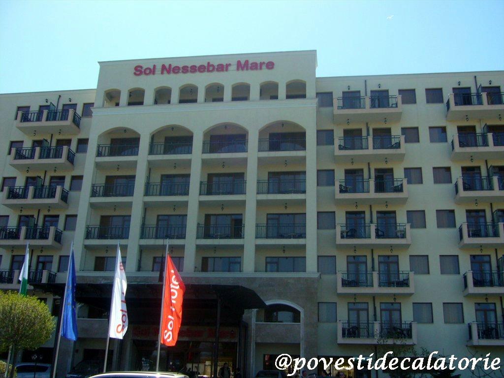 Hotel Sol Nessebar Mare 1