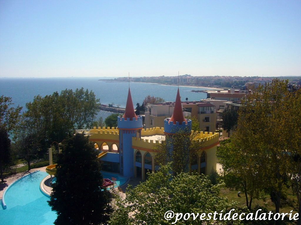 Hotel Sol Nessebar Mare 5