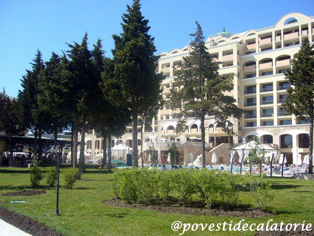 Hotel Sol Nessebar Palace 1