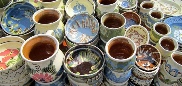 Targul de produse traditionale si artizanat
