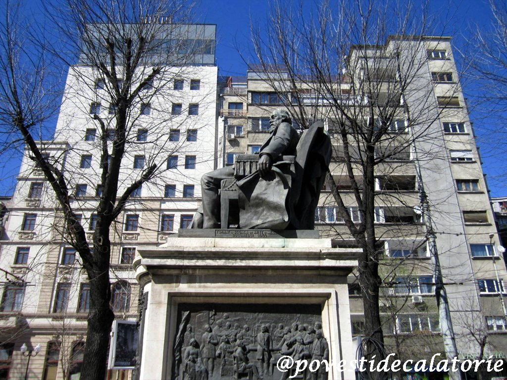 Monumentul C.A. Rosetti