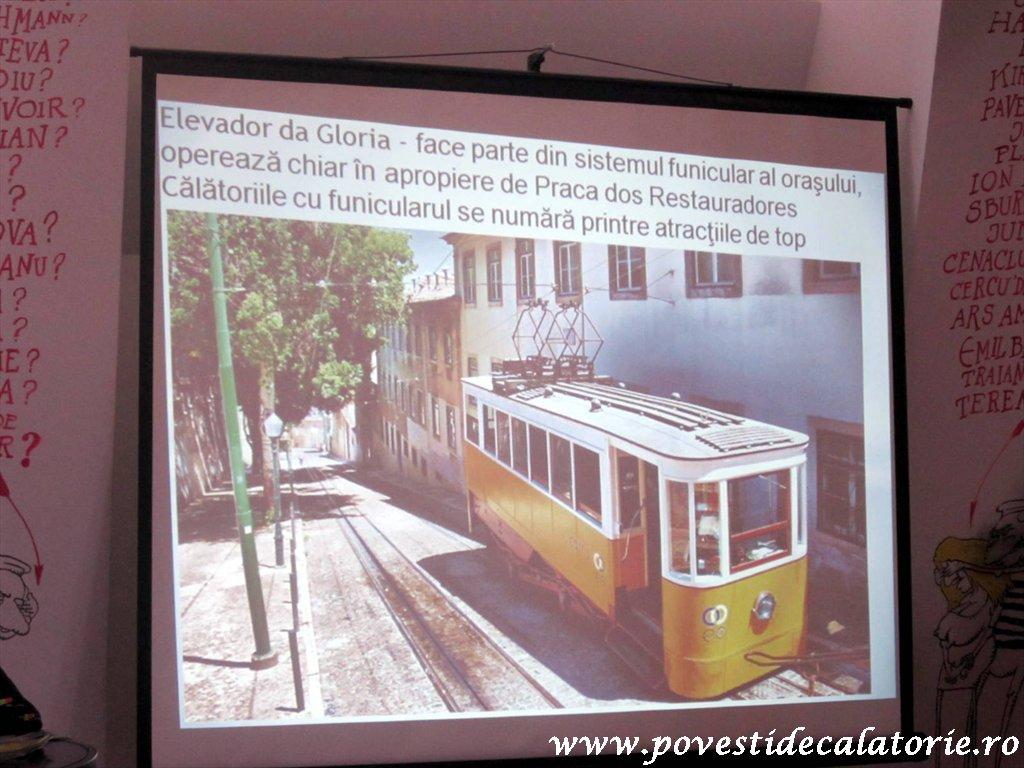 Calator de meserie in Lisabona (1)