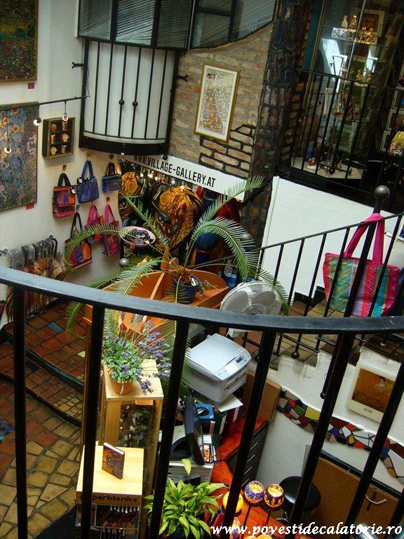 Hundertwasser house Viena (3)