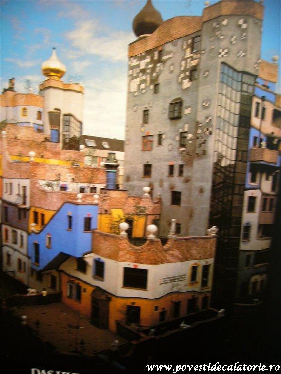 Hundertwasser house Viena (5)