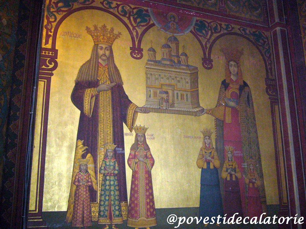 Manastirea Curtea de Arges (6)