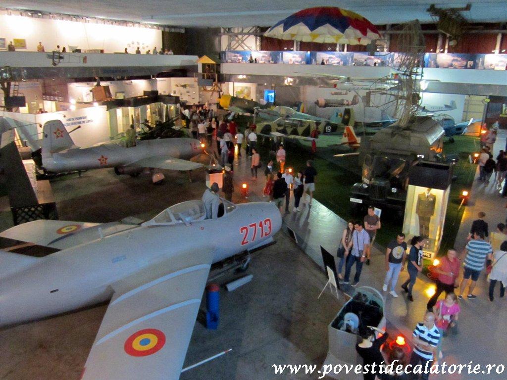 Muzeul Aviatiei Noaptea Muzeelor (3)