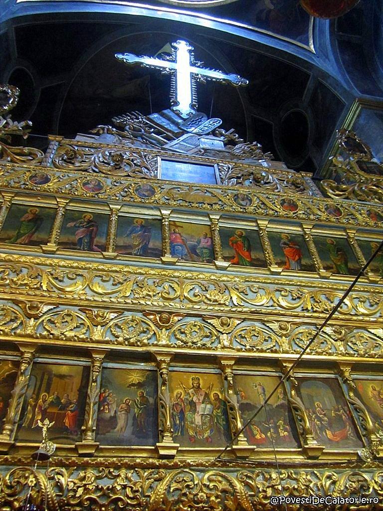 Catapeteasma Bisericii Sf. Anton