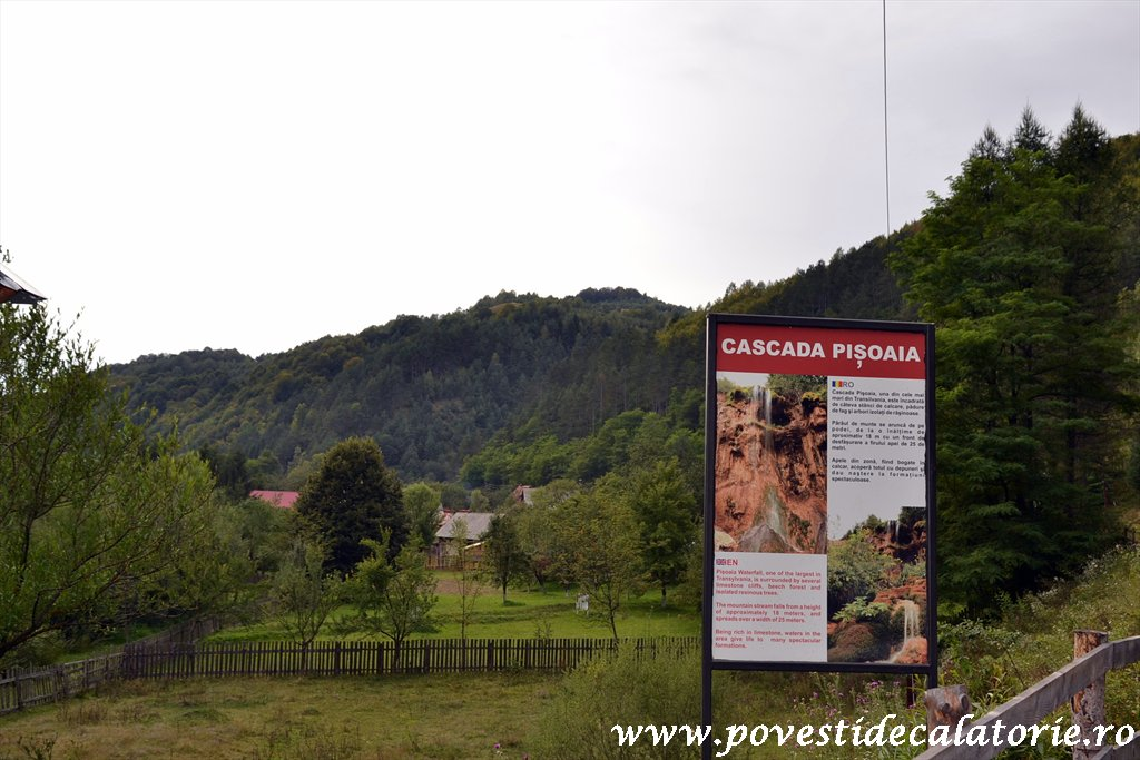 Cascada Pisoaia Vidra Apuseni (1)