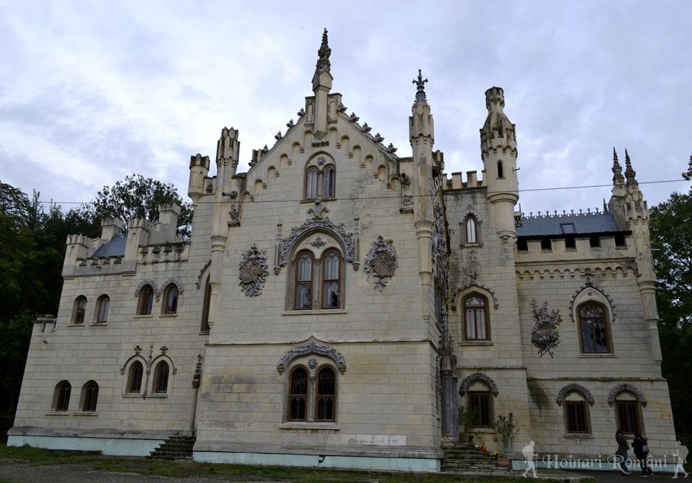 castelul sturdza-miclauseni