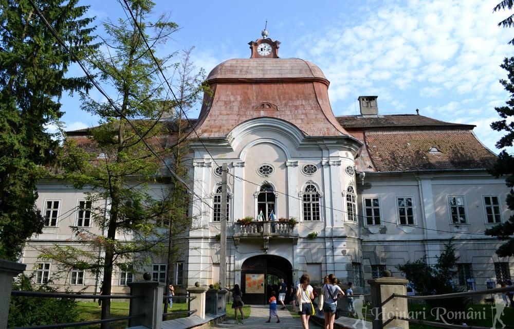 castelul teleki-gornesti-mures