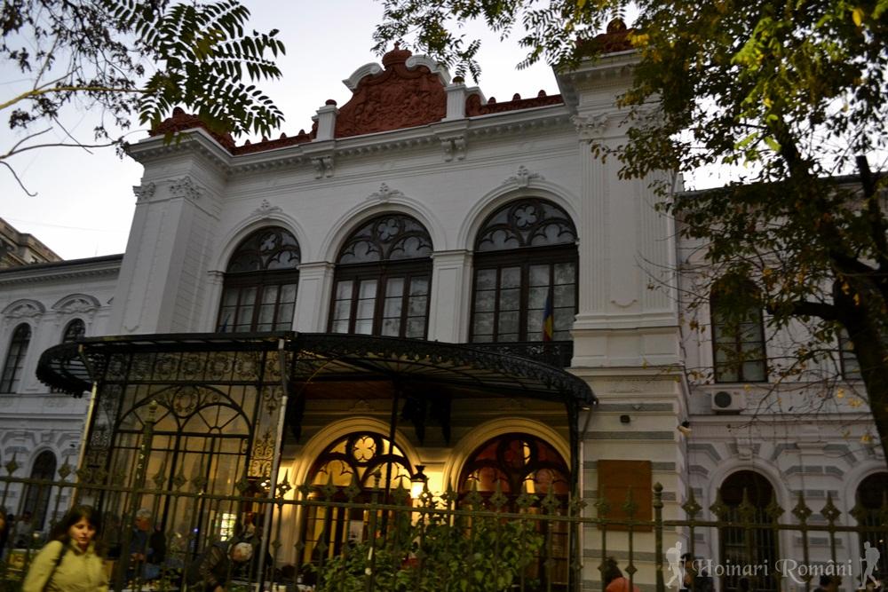 palatul sutu-muzeul de istorie a bucurestiului