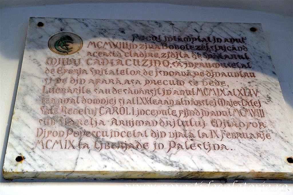 Manastirea Sinaia (32)