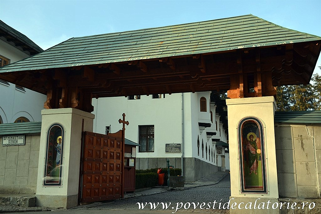 Manastirea Sinaia (4)