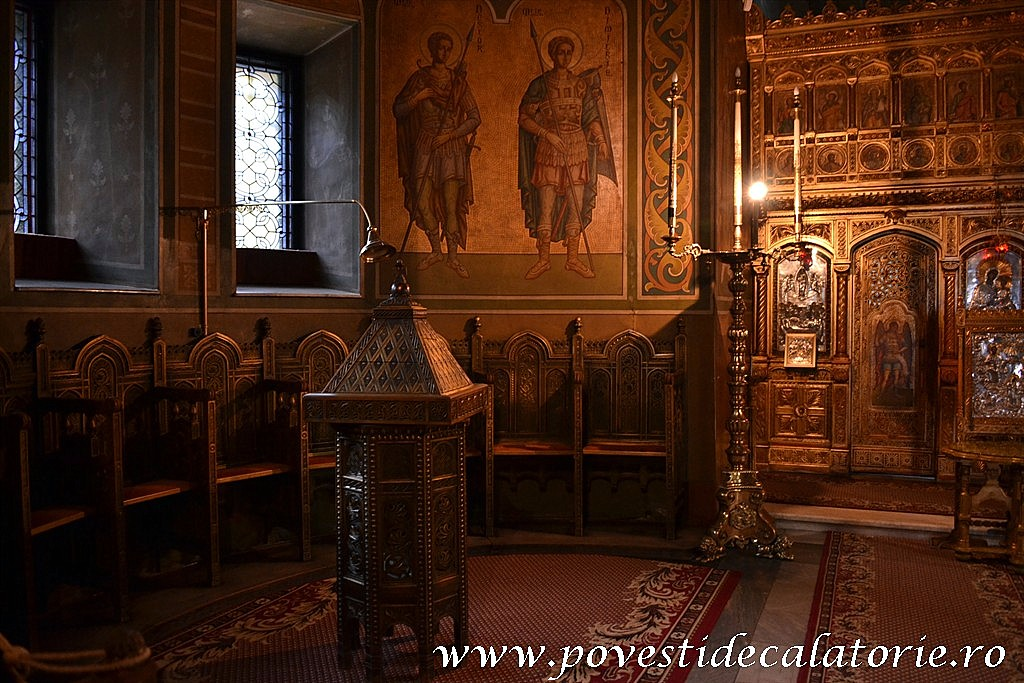Manastirea Sinaia (85)