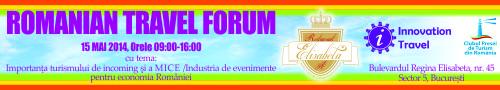 Baner online - Forum Turism - 500 x 90 pixeli