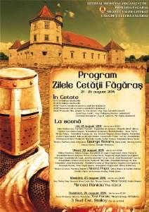 Zilele-Cetatii-Fagaras-program-2014