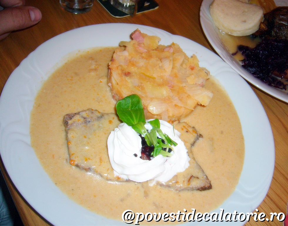 Bucataria traditionala ceha
