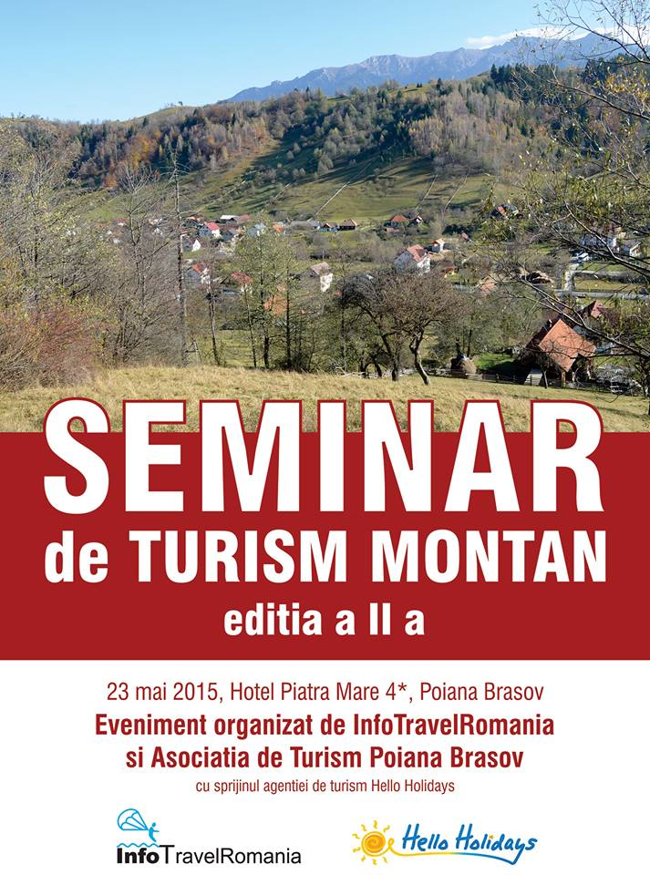 seminar turism