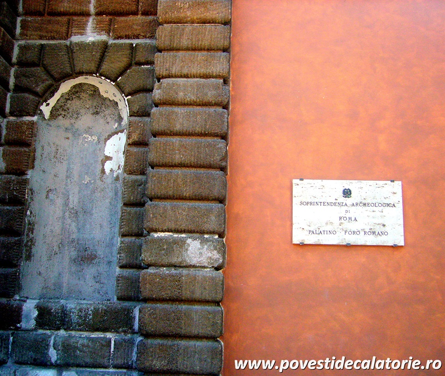 Colina Palatina Roma