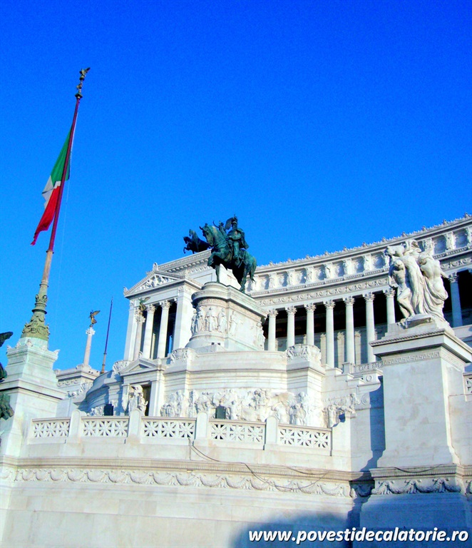 Monumentul Victor Emanuelle Roma