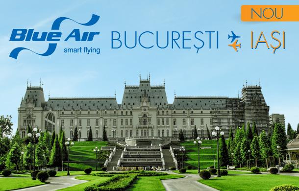 Bucuresti - Iasi - cursa interna