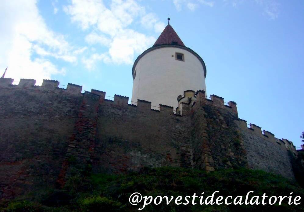 Castelul Krivoklat Praga
