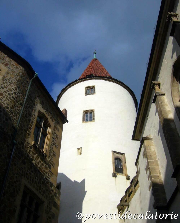 Castelul Krivoklat Praga10