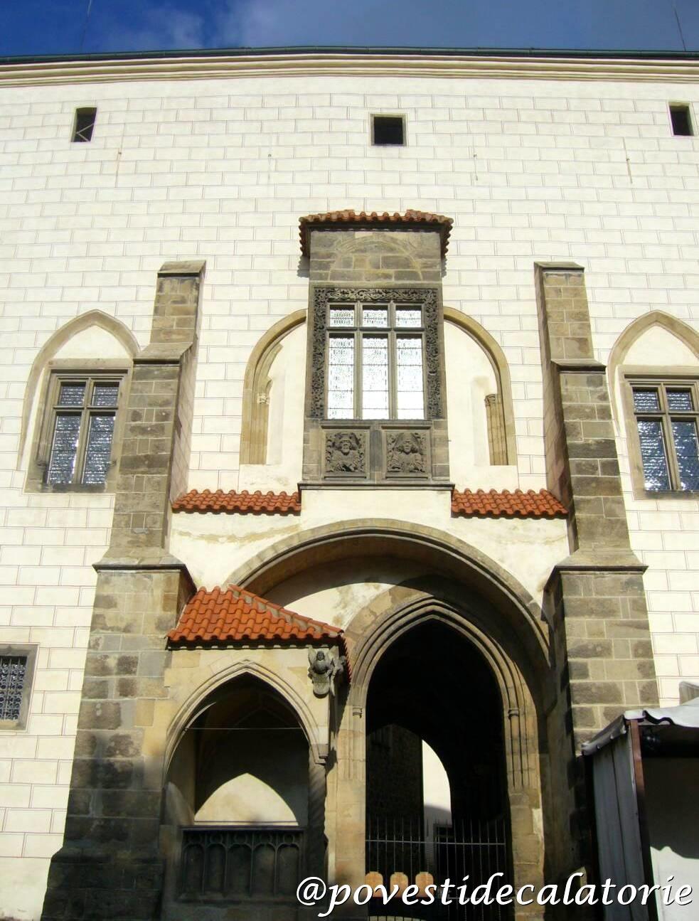 Castelul Krivoklat Praga5