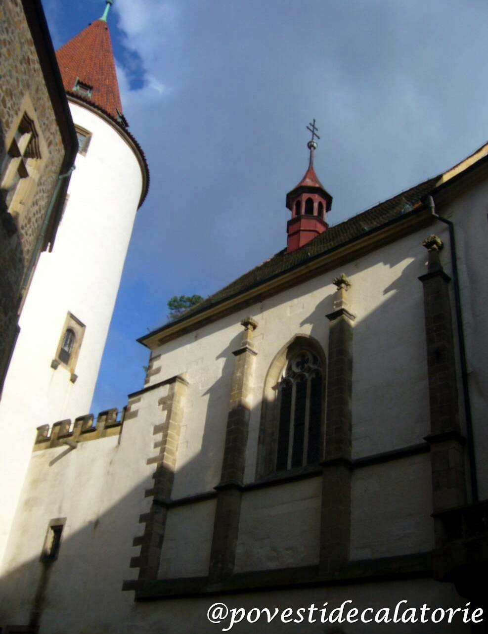 Castelul Krivoklat Praga7