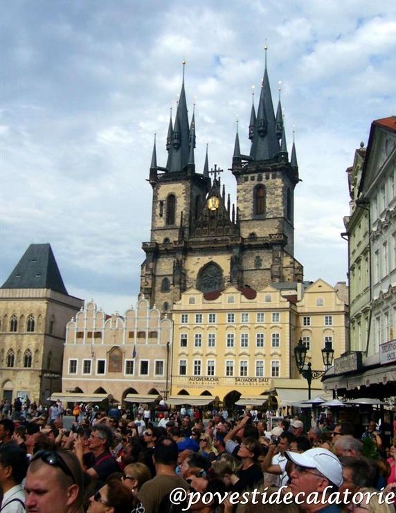 Piata Vechiului Oras Praga