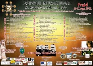 Festivalul Sarmalelor Praid 2015
