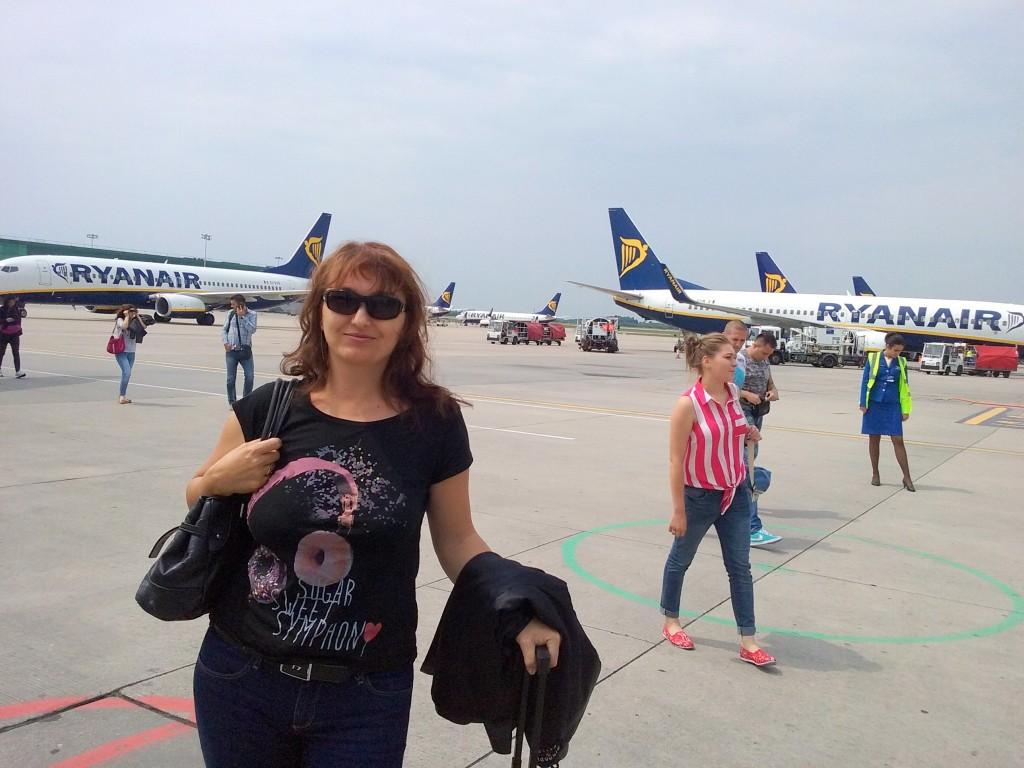 Mona Ryanair