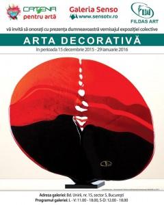 arta decorativa