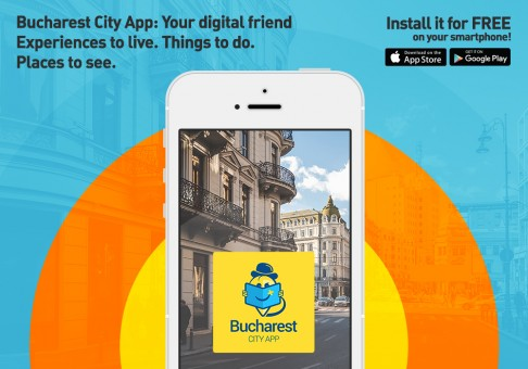 Bucharest City App - Vizual 1000x700