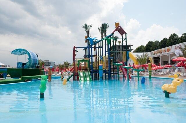 aqua park eforie