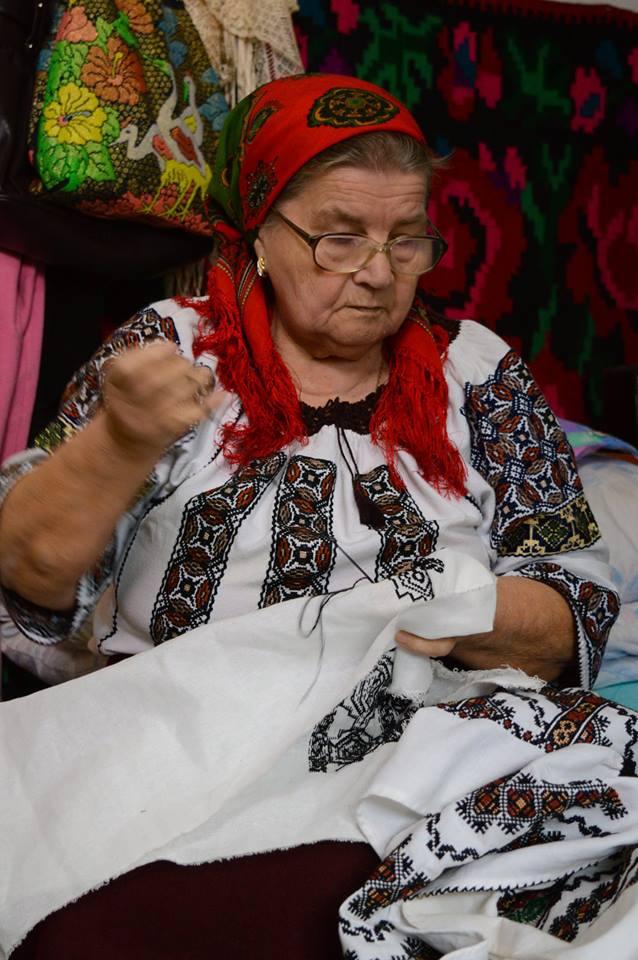 Virginia Sahlean din Bucşoaia – Frasin