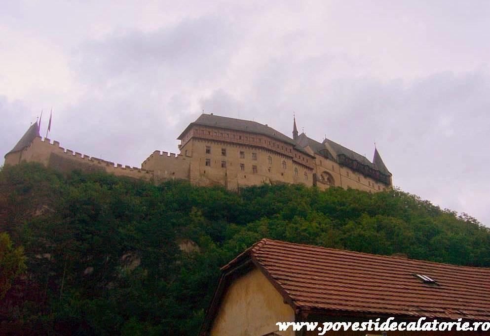 Castelul Karlstein
