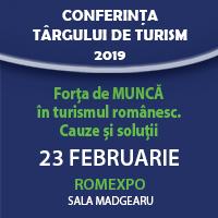 Conferinta Targului de Turism al Romaniei