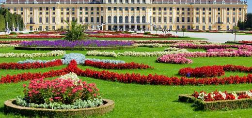 Palatul Schonbrunn din Viena